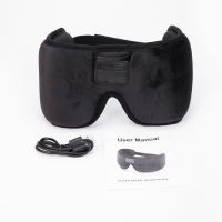 China Stereo 3D 2.48GHz 200mAh Bluetrum 5535 Sleep Mask Headphone on sale