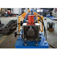 China Galvanized Metal Steel Post Roll Forming Machine for Electrical Control Box on sale