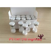 Protein Peptide Hormones Bremelanotide /PT141 / PT-141 Treat Female Sexual Dysfunction CAS.32780-32-8 /189691-06-3 Manufactures
