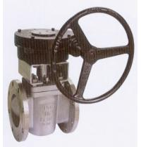 China Stainless Steel Lubricated Plug Valve DIN BS AWWA , PFA Lined Plug Valve on sale
