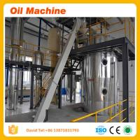 Soybean meal production oil processing equipment soya solvent extraction processing plant Manufactures