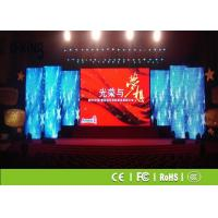 Thin Light Weight PH2.5 HD LED Display Rental With Customized Cabinet Manufactures