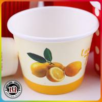16oz Wholesale Paper Ice Cream Cup Manufactures