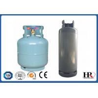 China Low Pressure 100lb Lpg Gas Cylinder Tank For Industrial Gas Storage on sale