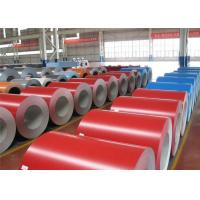 China Power Coated Painted Steel Coil Painted Aluminum Coil For Building House on sale