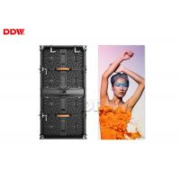 Multi Interface LED Video Wall Display Black Outer Frame 12bits Processing Depth Manufactures