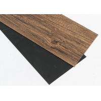 China Glue Down PVC Vinyl Flooring , Commercial Kitchen Vinyl Plank Floor Tiles on sale