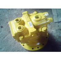 Hyundai R60-7 Excavator Hydraulic Swing Motor SM60-01 Yellow 70Kgs Net Weight Manufactures