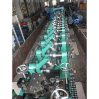 Automatic Cold Roll Forming Machine 14KW With High Efficiency Manufactures