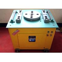 China 380V Voltage Steel Rebar Bending Machine 5.5kw Motor Power With Digital Screen on sale