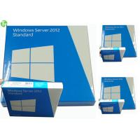 China Software Windows Server OEM , Win Server Standard 2012 R2 / Windows Server 2008 R2 on sale