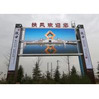 Digital Video Display Boards P10 Outdoor Led Advertising Billboard With Creative Solutions Manufactures