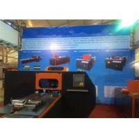 Automated Copper Hydraulic CNC Busbar Punching And Cutting Machine High Efficiency Manufactures