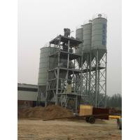 Quality WZ6000 Durable Dry Mortar Mixer / Mixing Plant 6m3 Powder Silo Volume for sale