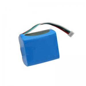 7.4V 10050mAh 18650 Rechargeable Battery Pack Lifepo4 Lithium Ion Manufactures