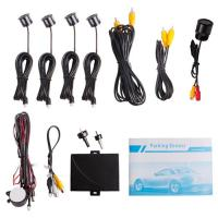 High-Tech Video Parking Sensor With Camera And 7 Tft Monito Car Electronics Products Manufactures