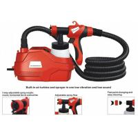 Electric HVLP paint sprayer machine for wall , frence ,  furniture paint spray gun Manufactures