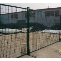 Temporary Wire Mesh Fence - 02 Manufactures