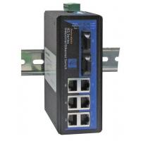 8 - port 10/100M WEB Managed Industrial Optical Ethernet Switch with QoS, Stackable Manufactures