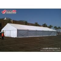 China Superior Strength Army A Frame Tent , Military Frame Tent Weather Proof on sale