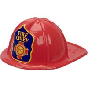 Promotional Product - Children Firefighter Hat Children Plastic Fire Helmet Hat Manufactures