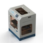 PEEK / Ultem High Definition 3d Printer 350W Gross Power Direct Drive Feeding