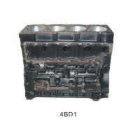 Cylinder Block 4BD1T used for Isuzu Manufactures
