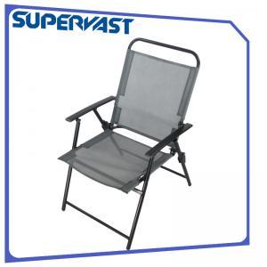 Portable Sling Folding Patio Furniture Camping Fishing Beach Outdoor Garden Manufactures