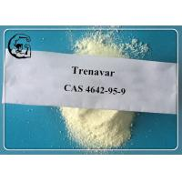 Prohormone Raw Powder Trendione / Trenavar CAS 4642-95-9 for Bodybuilding Manufactures