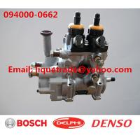 DENSO original and new fuel pump 094000-0662 suit HOWO R61540080101 Manufactures