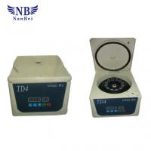 TD4 Molde Centrifuge Laboratory Equipment For Serofuge And Immunity Manufactures