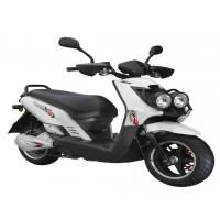 China Zero Discharge Electric Moped Scooter , 3000W LS-BWS Electric Scooter on sale