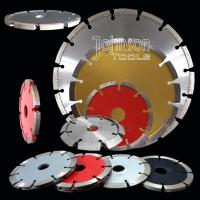 Laser Welded Tuck Point Diamond Blades Manufactures