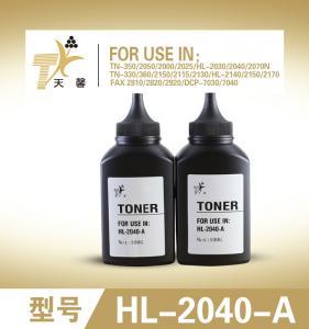 Refill Printer Toner Bulk Powder for Brother HL2040 Manufactures