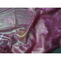 Silk/Rayon Burn Out Foil Manufactures