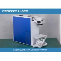 China 650nm Diode Laser Metal Engraving Machine With 20-80 KHz Rate , Long Lifepan on sale