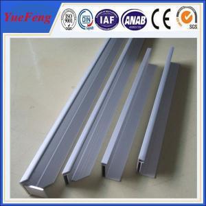 6063 aluminum frame for solar panel,6061 hard aluminum extrusion solar panel frame Manufactures