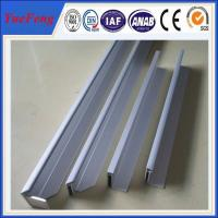 6063 aluminum frame for solar panel,6061 hard aluminum extrusion solar panel frame Manufactures