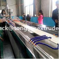 plastic profile extrusion linePVC WPC wall panel extrusion machine Manufactures