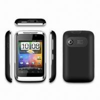 Touch Screen Mobile Phones/GSM Phone, 2.8-inch Touch Screen Display and 64 + 0MB Memory Manufactures