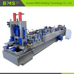 China PLC Industrial C Purlin Forming Machine , C Shape Steel Purlin Machine on sale
