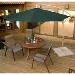 Outdoor leisure umbrella