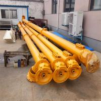 Building Material Cement Screw Conveyor Machine For Concrete Mixing Plant Manufactures