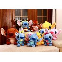Disney Stitch Plush Toys Wholesale Manufactures