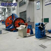 China Laying Up Cable Making Machine 1000 Mm Central Height For Copper Wire on sale