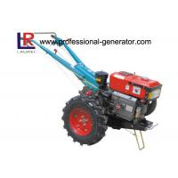 Agriculture Machine 12HP Mini Hand Walking Tractor with Diesel Engine , 2WD Widely Use Manufactures