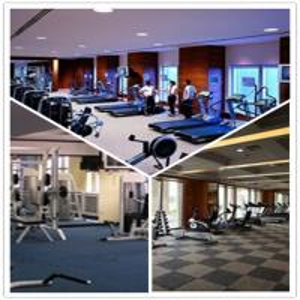 Shenzhen GYM/Garage/Hospital/School Plastic PVC Interlocking Flooring Tiles Manufactures