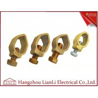 Quality Bronze Earthing Rod to Cable G Clamp 9mm 12mm 14mm 15mm of Thread Rod for sale