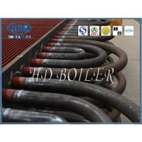China High Efficiency Carbon Steel Boiler Sprial Fin Tube Heat Exchanger Compact Structure on sale