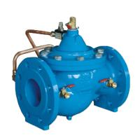 Stainless Steel Pressure Reducing Valve Streamlined WCB Body Diaphragm Control Manufactures
